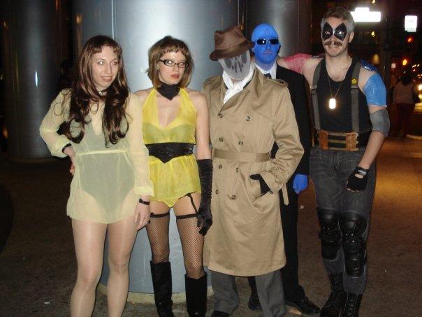 sc 1 st  Domestic Geeks & Domestic Geeks: silk spectre ii